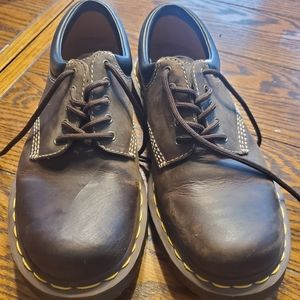 Dr Martens Brown Oxford shoes size 7 US/UK 6/8 US